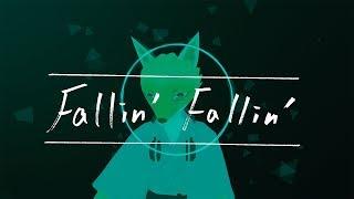 """【初リアルライブ開催記念!】6th single \""""Fallin\' Fallin\'\"""" - キツネDJ / DJ FOX  #050"""