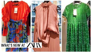 WHAT'S NEW AT ZARA / NEW ARRIVALS LADIES COLLECTIONS MAY 2019