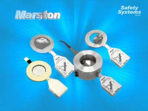 MARSTON Bursting Discs and Explosion Vent Panels