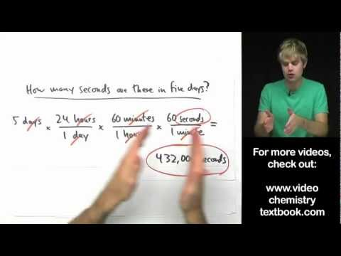 Converting Units using Multiple Conversion Factors