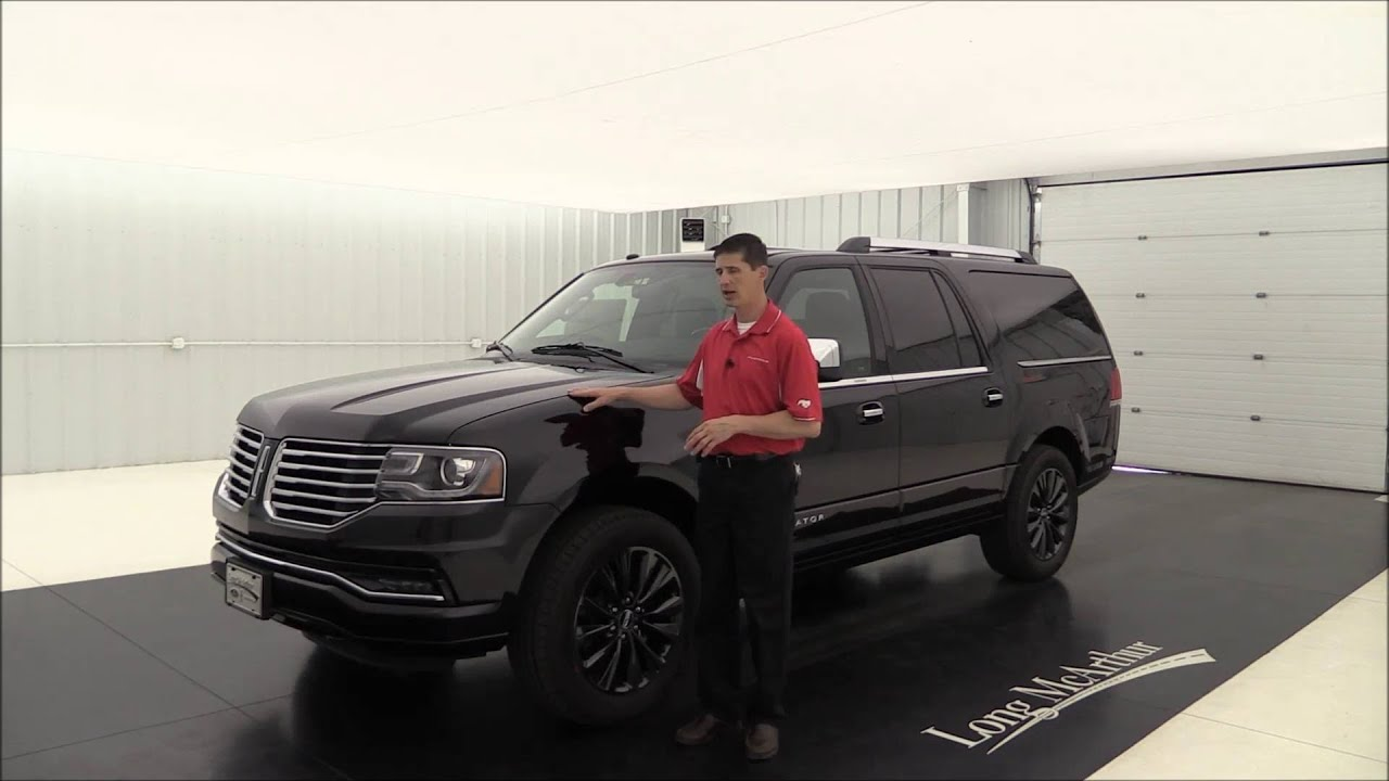 2016 lincoln navigator l select 4x4 16515t youtube. Black Bedroom Furniture Sets. Home Design Ideas