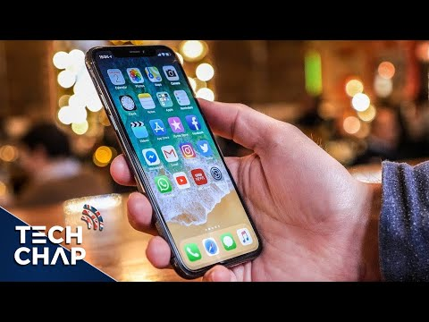 1 Month with the iPhone X   The Tech Chap