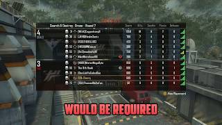 Mrs. Steal Your Girl TROLLING on Call of Duty! (Black Ops 2)
