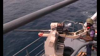 Nigerian Navy launches Eagle Eye