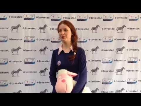 Interview with the Goalkeeper from Herschel Girls School, Alice Steytler