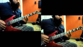 Slayer - War Ensemble (Guitar Cover)