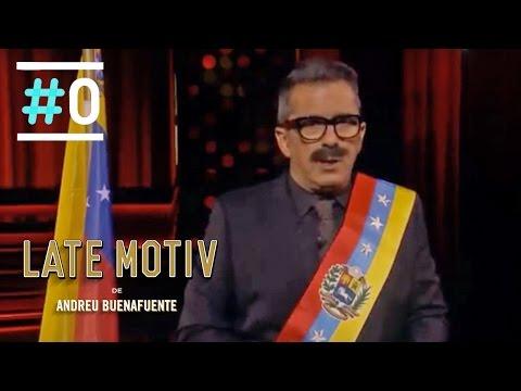 Late Motiv: Andreu Nicolás Maduro - Monólogo #LateMotiv71