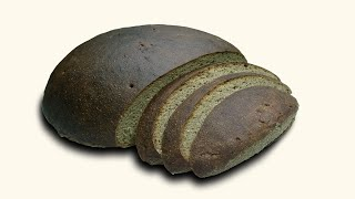 """Хлеб """"российский"""" на жидкой закваске с заваркой"""