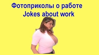 Фото приколы о работе / Jokes about work