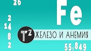 ЛУЧШИЕ ИСТОЧНИКИ ЖЕЛЕЗА В ЕДЕ⚫ Таша Топорова