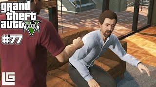 ГТА 5 Самоизлечение. Жизнь после финала в GTA V. Часть #77 (Live Game)