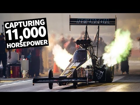 300+ MPH Photography: Covering the NHRA Finals!