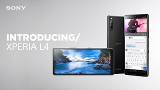 Introducing Xperia L4