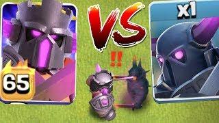"""THE FINAL REMATCH!! KNEEL or DIE!!  """"Clash Of Clans"""" Pekka king vs. pekka max!"""