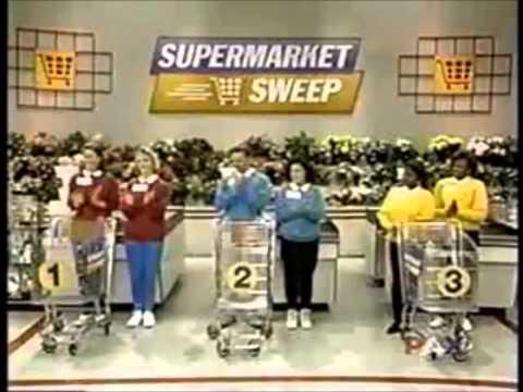 Supermarket Sweep (1994) | Liz & Lisa vs. Brooke & Roy vs. Annette & Gwen