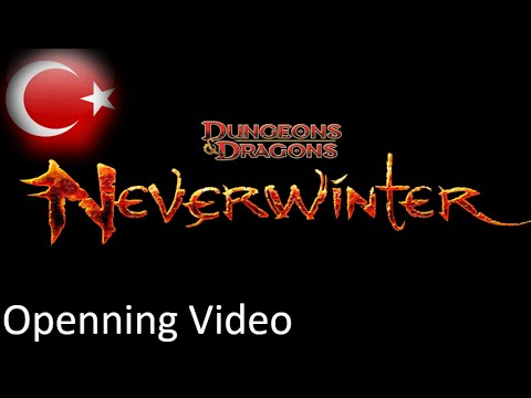 Neverwinter - Playstation 4 Openning CGI Movie