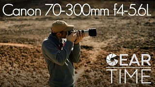 Canon 70-300mm F4-5.6L Awesome Landscape Photography Lens | Gear Time