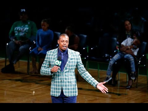 Paul Pierce jersey retirement: Danny Ainge, Doc Rivers agree Boston Celtics legend's best play came on a jump ball