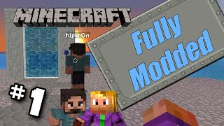 #1  Fully Modded Minecraft (Yogscast Complete Pack) | The Holiday Begins