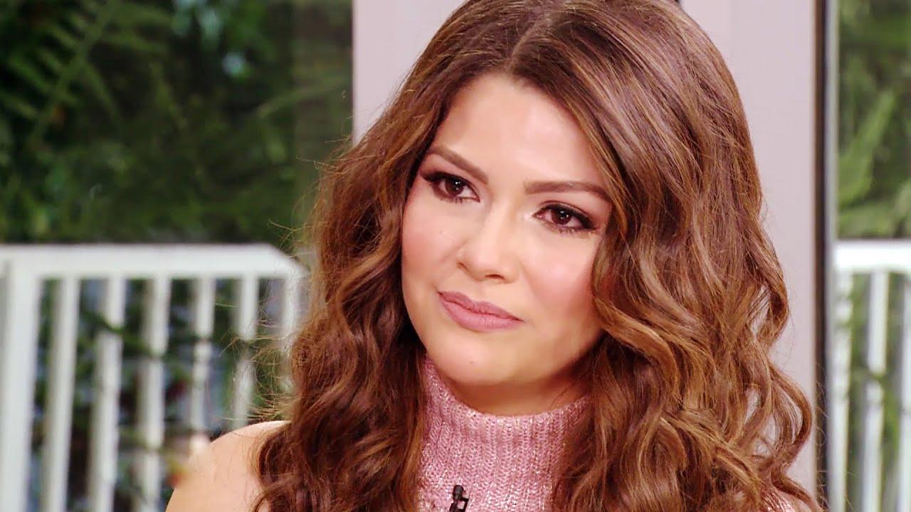 ¡Ana Patricia no contuvo las lágrimas al hablar de su familia!