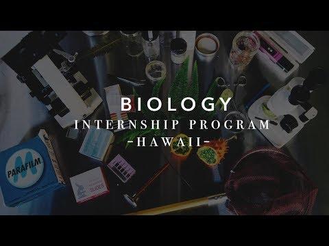 Biology Internship - Big Island Farms
