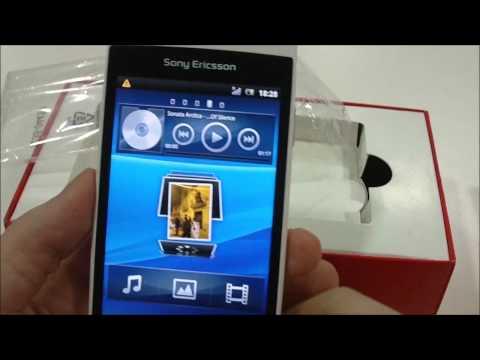 Videoreseña Sony Ericsson Xperia Arc S