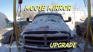 Overheat And Tow Mirrors