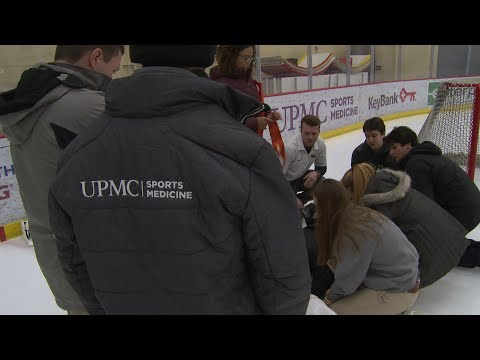 On-Ice Hockey Injuries at UPMC Lemieux Sports Complex | UPMC Sports Medicine
