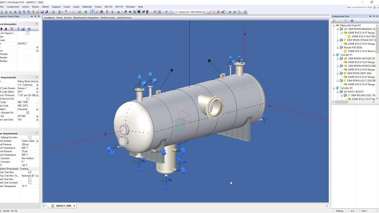 Consider External Loading in Flange Pressure Rating | Codeware