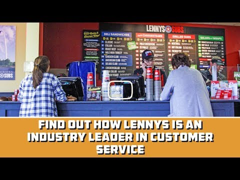 Lennys Grill & Subs Franchise: Taking Service Back