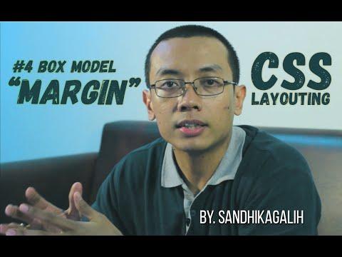 CSS Layouting - #4 Box Model : Margin