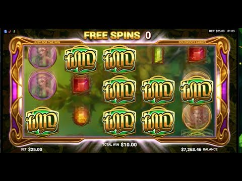 25$ Bet Goldwyn's Fairies