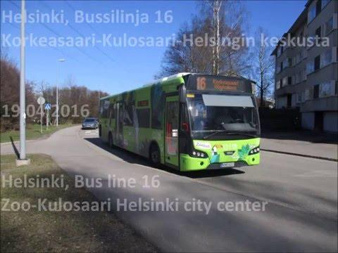 2016,04,19 Helsinki linja 16