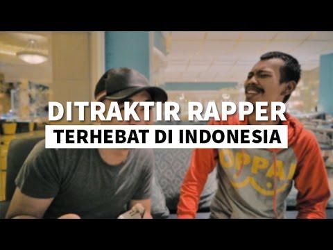 DITRAKTIR RAPPER TERHEBAT DI INDONESIA