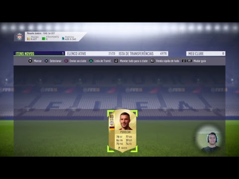 DME SBC HENRIKH MKHITARYAN *SEM LEALDADE* - FIFA 18 ULTIMATE TEAM