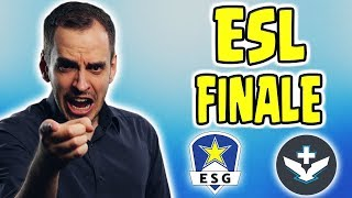 ESL Finale mit Maxim & Johnny | SPG vs ESG - Noway4u Highlights | League Of Legends