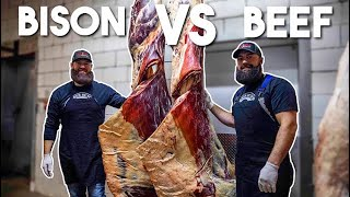BISON vs BEEF: The Ultimate Comparison | The Bearded Butchers