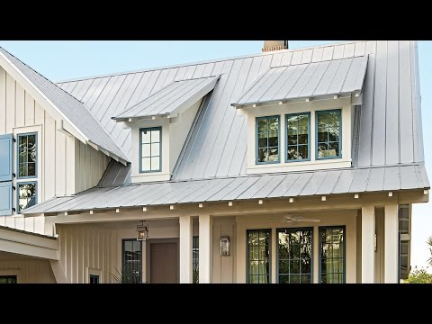 The Pros and Cons of Metal Roofing | Southern Living