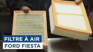 Comment changer le Filtre Air - Ford Fiesta 6