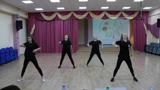 Танцевальный коллектив Bright Stars. Танец под песню  Eva Simons (Guaya)