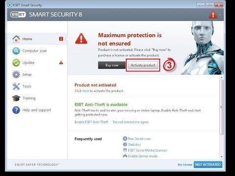 Eset Antivirus Licenses Key Expired 2028 All Versions 100% Working