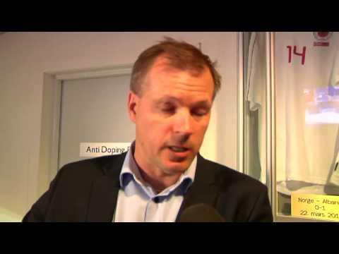 Kjetil Rekdal etter kampen mot Bodø/Glimt