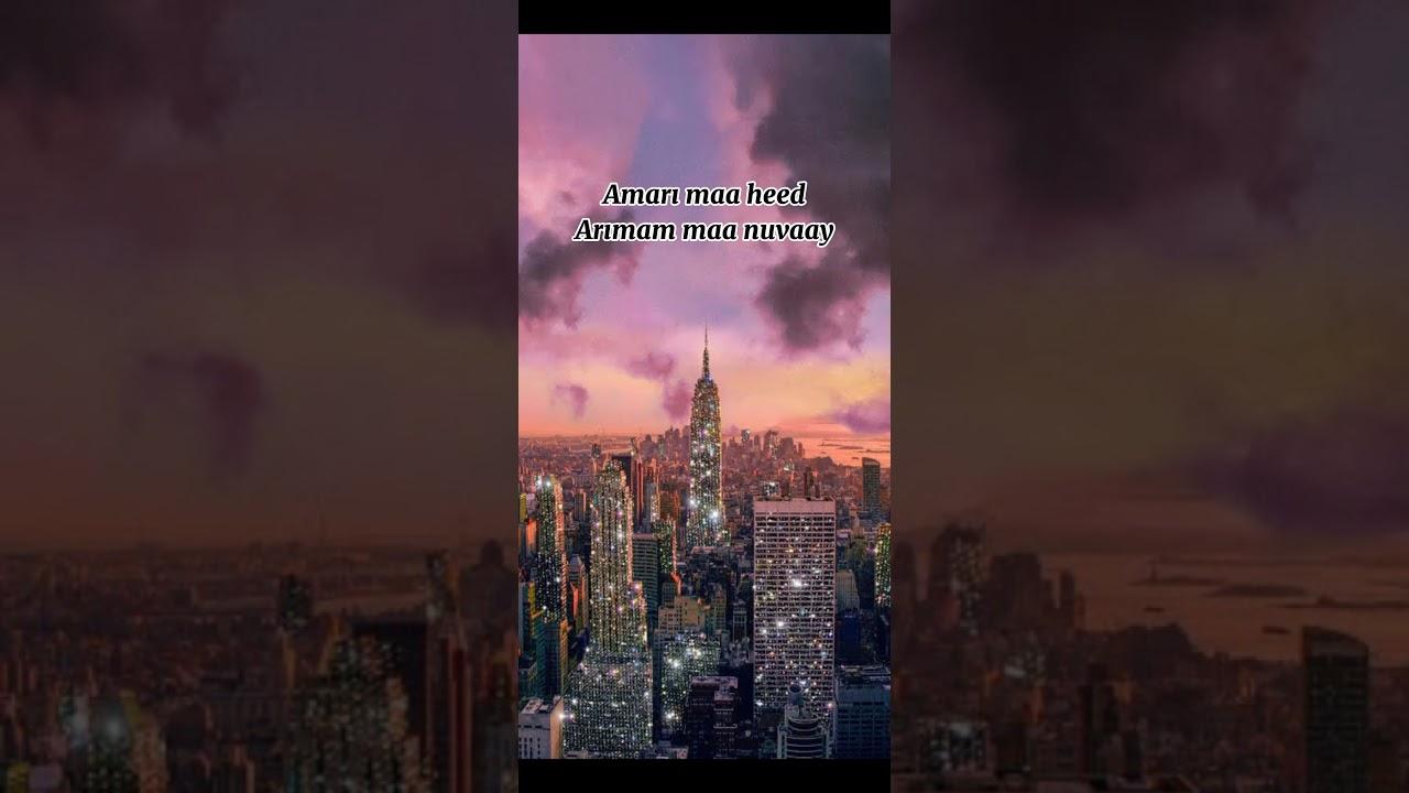 İnto Your Arms (No Rap) - Türkçe Kolay Okunuş