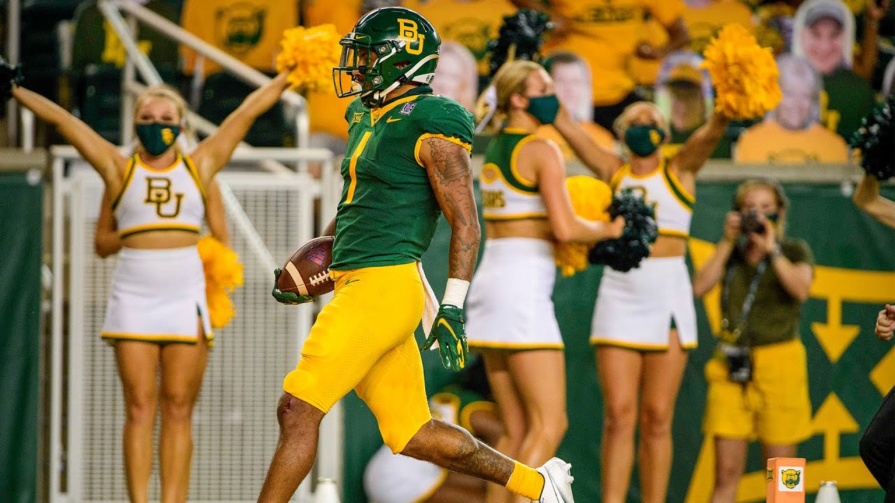Baylor Football opens Aranda Era with win