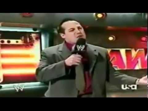 "Joey Styles shoots on ""sports entertainment"""