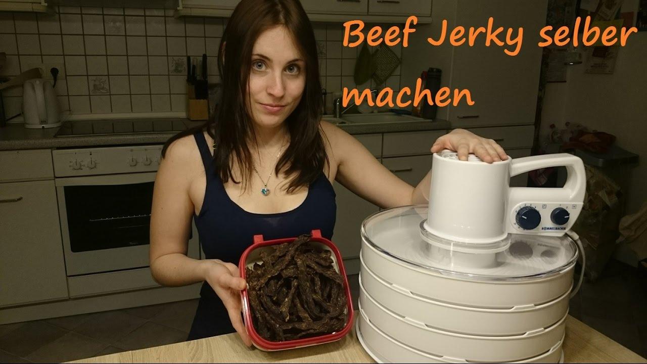 427f96c813 Beef Jerky selber machen