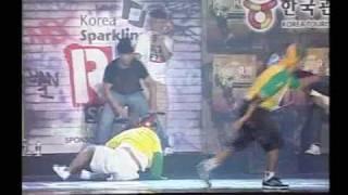Tsunami All Stars vs No Half Stepping (R16 International 2007)