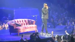 Usher Live Purpose Tour Atlanta Day 2 4/13/2016