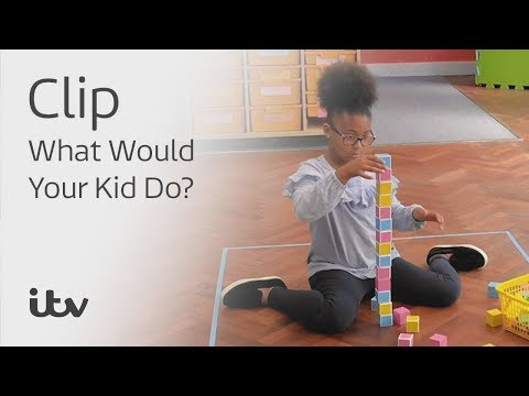 What Would Your Kid Do? | Would Your Kid Lie About Their Score? | ITV