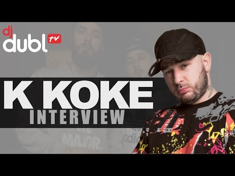 K Koke Interview - Squashing 'beef' with Dappy, life in prison, FFF EP